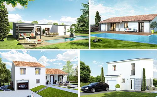 Découvrez nos options pour des extérieurs de maison design