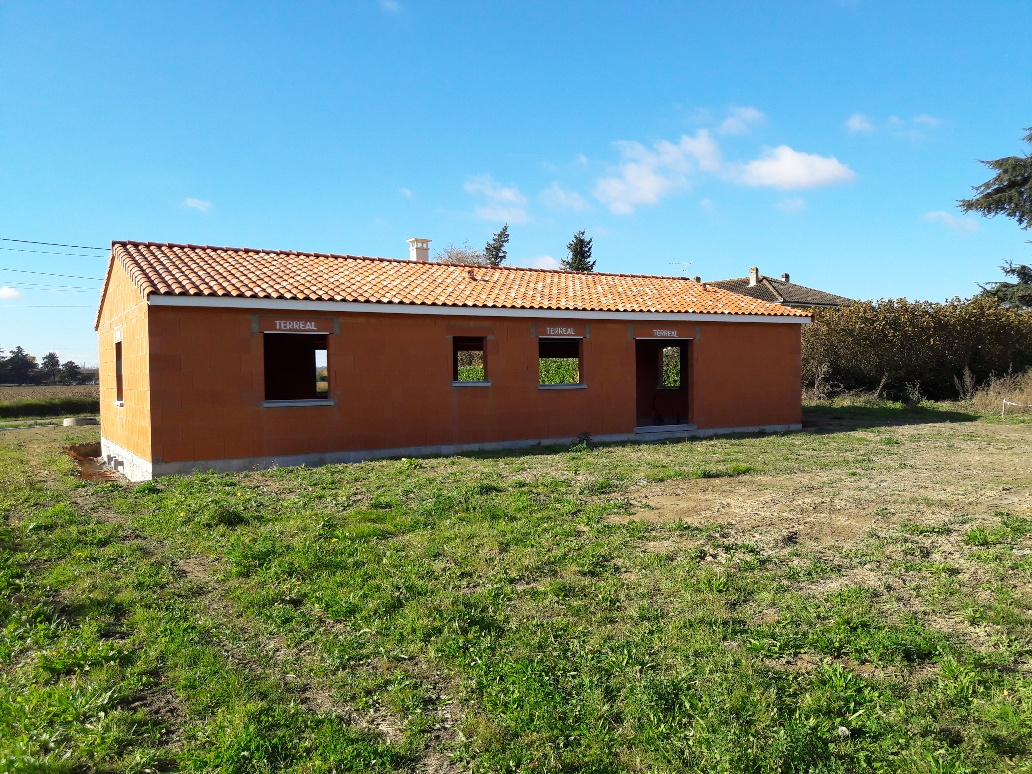 Chantier maison en brique top duo montauban for Top constructeur maison