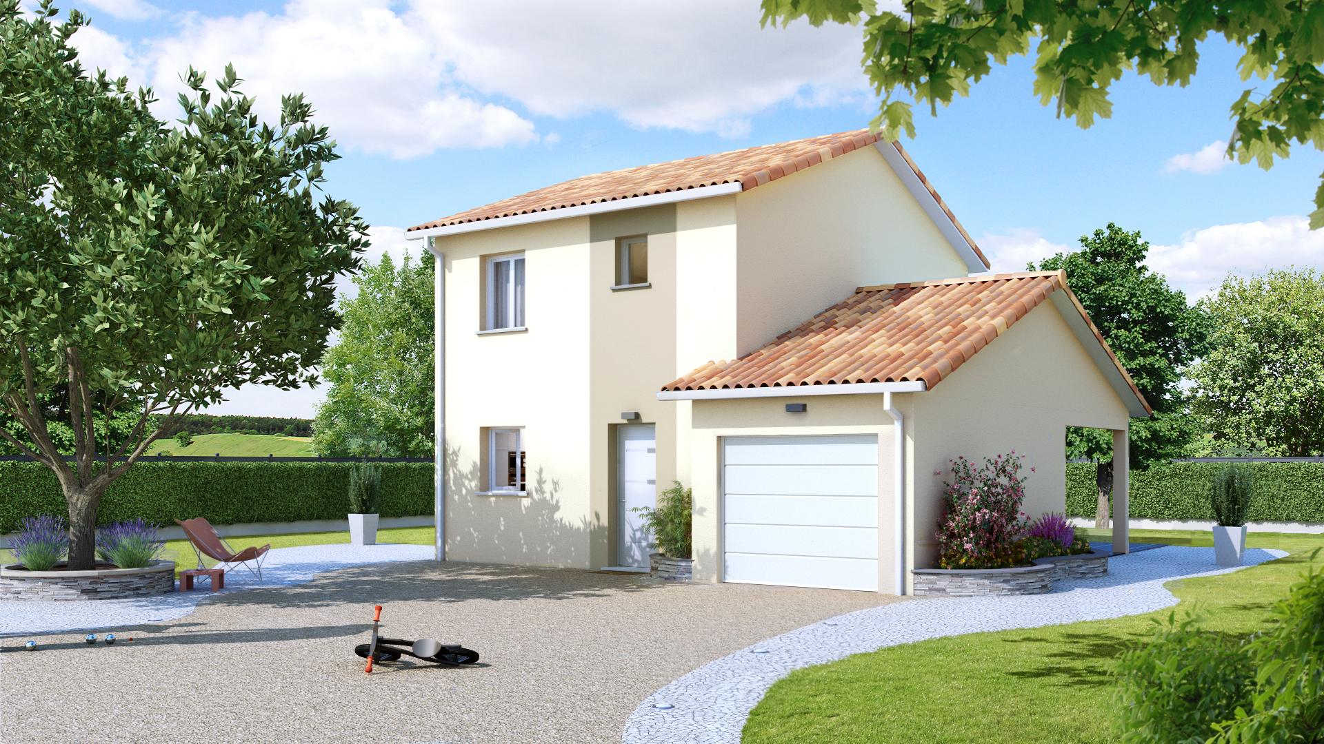 Annonce vente maison montr al la cluse 01460 89 m for Assurance maison montreal