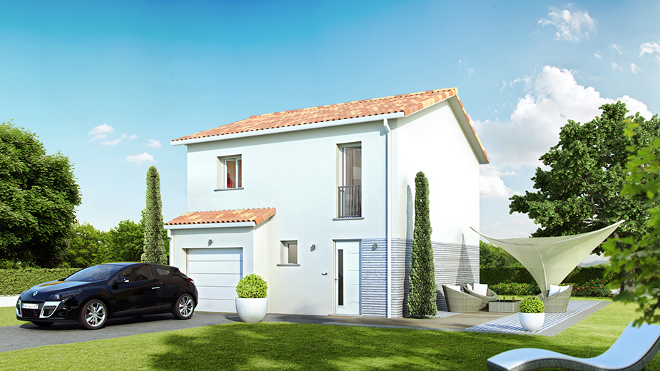 Immobilier beynost 01700 ain annonces immobili res for Achat maison neuve 01700