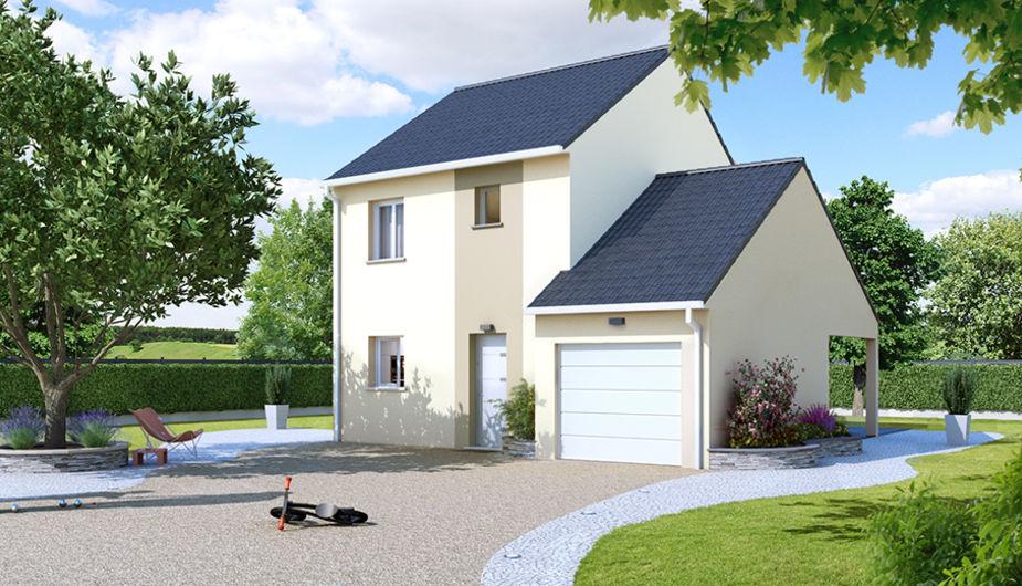 Constructeur maison sartrouville top duo construction for Construire maison yvelines