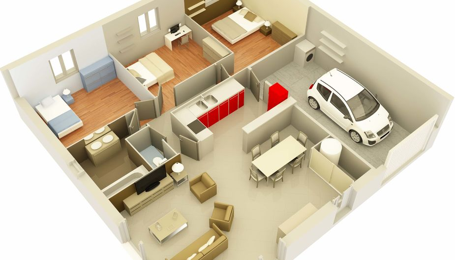 Constructeur maison craintilleux top duo construction for Top constructeur maison