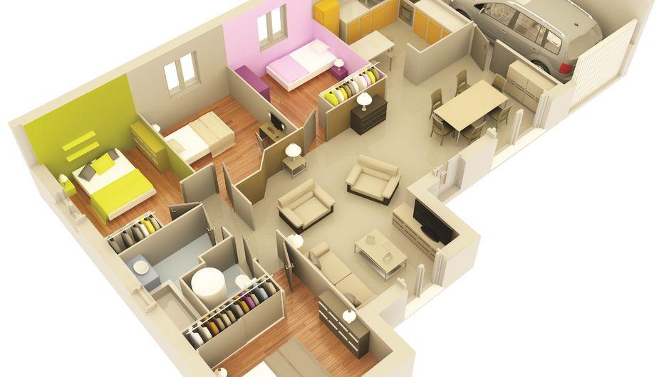 Constructeur maison aiserey top duo construction for Top constructeur maison