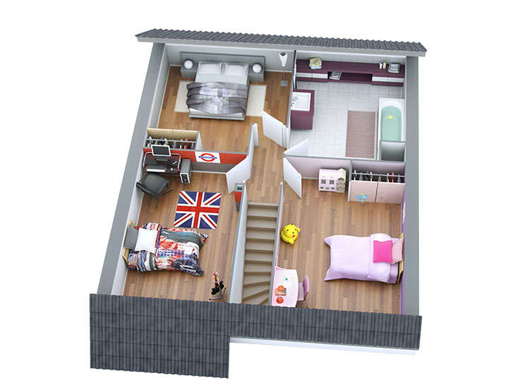 maison petit budget victor etage top duo