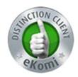 Découvrez les avis de nos clients sur eKomi !