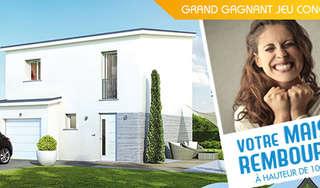 Les grands gagnants du jeu concours Gagner votre Maison !
