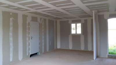 placo fini de la maison en t commelle vernay top duo. Black Bedroom Furniture Sets. Home Design Ideas