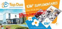 banni re prolongation top duo 10m2