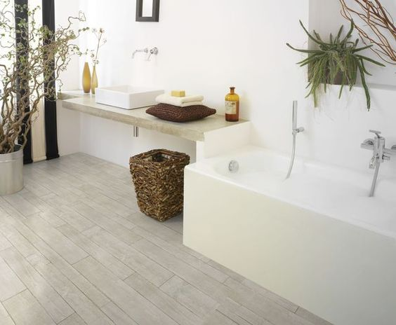 sol salle de bain
