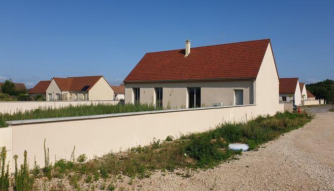 Construction maison plain-pied à Epervans