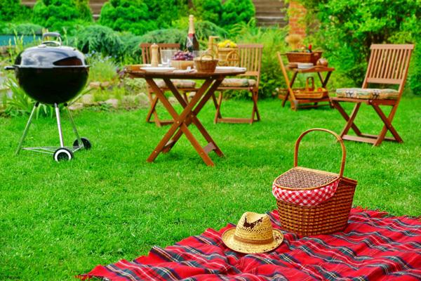 Quelles sont les règles d'usage d'un barbecue dans un jardin ?