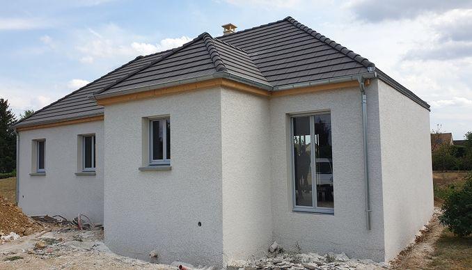 Réalisation maison plain-pied Meursault