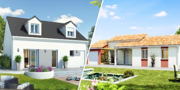 Colorisation des façades des maisons Top Duo