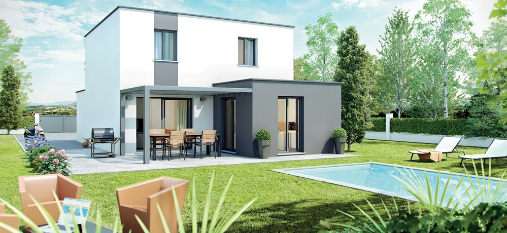 Plans de maisons traditionnelles, contemporaines ou modernes