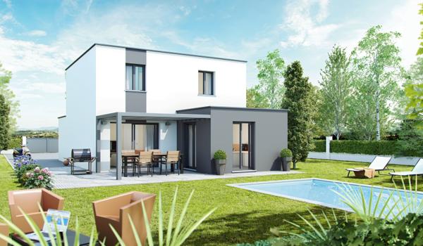 Découvrez notre gamme de maisons d\'architecture contemporaines : Top ...