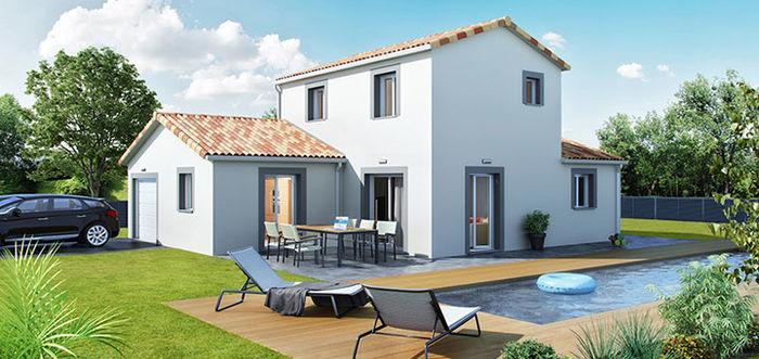 constructeur maison individuelle valence top duo. Black Bedroom Furniture Sets. Home Design Ideas